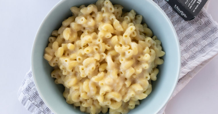"VEGANSKI MAC ""N"" CHEESE"